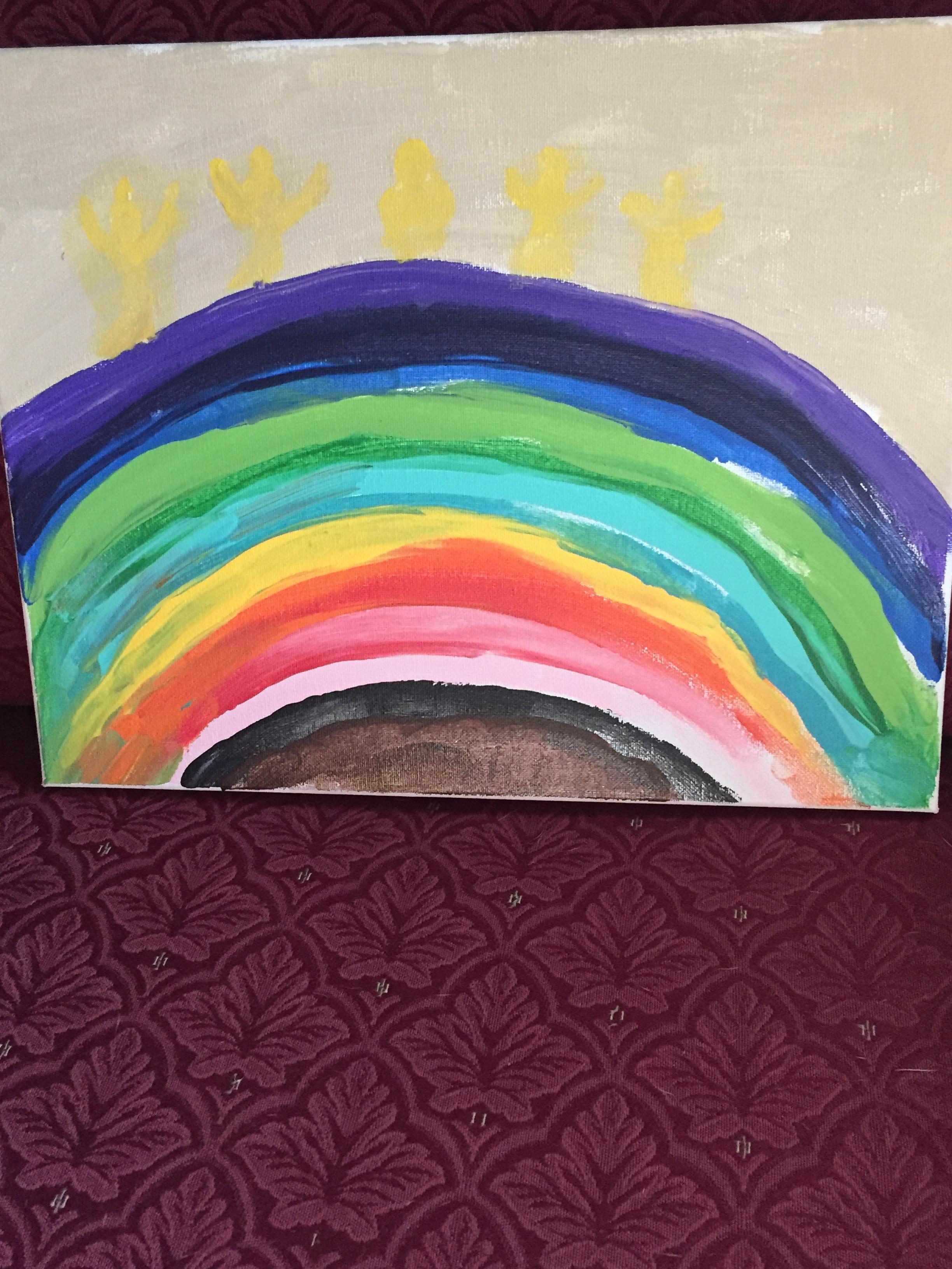 IMG_0007 30 April 2020 Jackie Wygant painting Alvarado TX