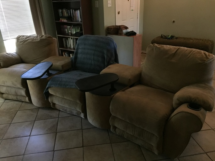 IMG_0008 30 April 2020 Brown couch Alvarado TX